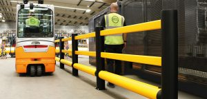 eFlex™ Single Traffic Barrier+