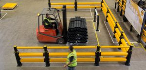 iFlex™ Double Traffic Barrier+
