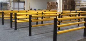 iFlex™ Pedestrian Barrier 3 Rail