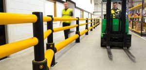 iFlex™ Single Traffic Barrier+