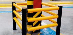 iFlexRail Column Guard