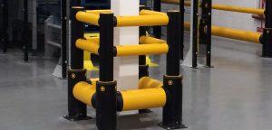 iFlexRail Column Guard+